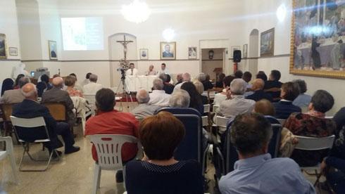 Modica (RG), incontro sulla vita e il carisma di Padre Giacomo