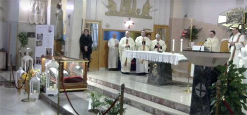 Concelebrazione Eucaristica del 14 Marzo: il video della diretta