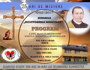25°Anniversario di apertura della casa in Romania