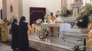 25esimo anniversario di vita religiosa di Sr Teresa e Sr Beatrice