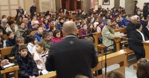 Messa in onore di Padre Cusmano