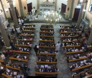 Festa Santi Angeli Nonni – Inizio anno scolastico