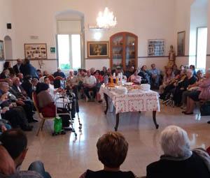 Festa dei Nonni al Boccone del Povero di Modica