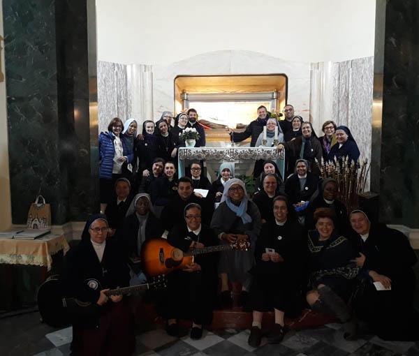 MISSIONE POPOLARE INTERCONGREGAZIONALE