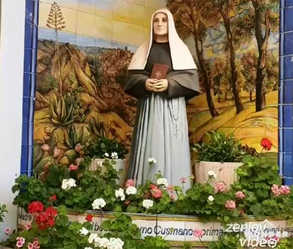 Con il Beato Giacomo Cusmano sulla orme di Maria