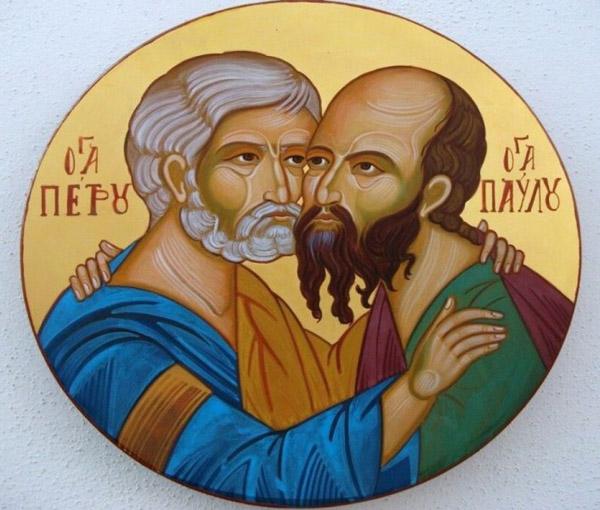 SANTI PIETRO E PAOLO APOSTOLI (Messa del Giorno)