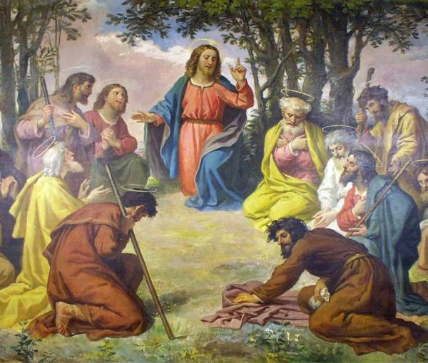 XVI DOMENICA DEL TEMPO ORDINARIO (ANNO B)
