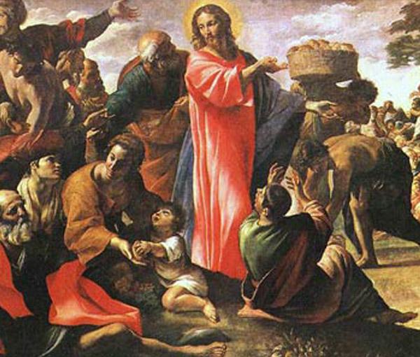 XVII DOMENICA DEL TEMPO ORDINARIO (ANNO B)