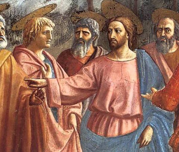 XXVIII DOMENICA DEL TEMPO ORDINARIO (ANNO B )